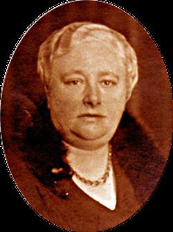 Die Wirtin Anna Otto, geborene Weymans